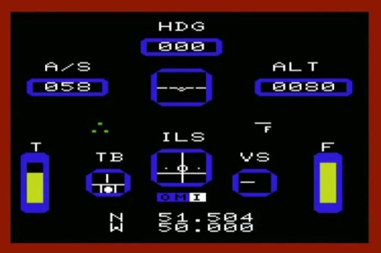 IFR (Flight Simulator)
